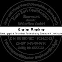 Stempel Karim Becker